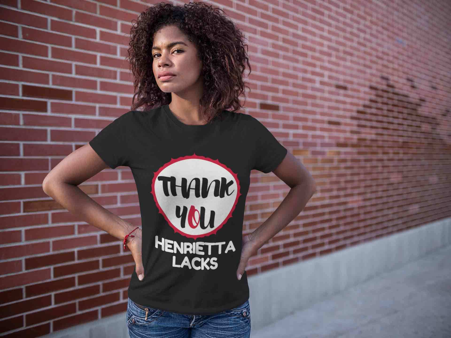 9eb3c83d Thank You Tees was founded by HBCU graduates Stephanie Campbell (Howard  University) and Veronica N. Chapman (Spelman College). The t-shirts provide  people ...